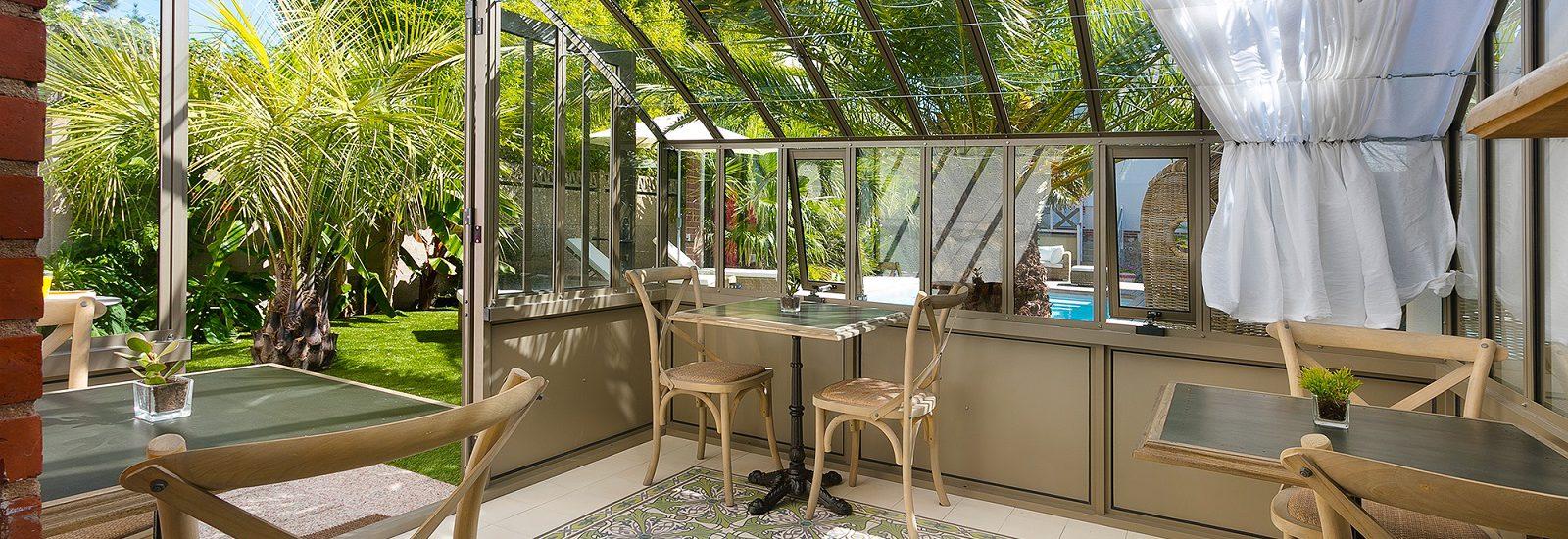 Villa La Ruche La Baule Latelier Des Serres Jardin Dhiver Chambre D Chambre Dhotes Haut De Gamme Jardin Villa La